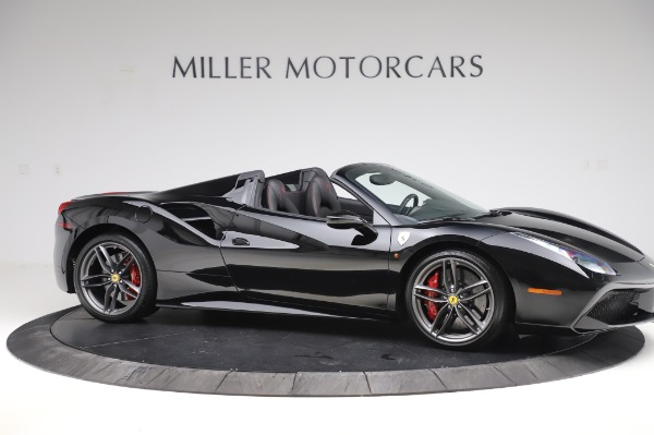 Used 2018 Ferrari 488 Spider for sale $289,900 at Maserati of Greenwich in Greenwich CT 06830 10