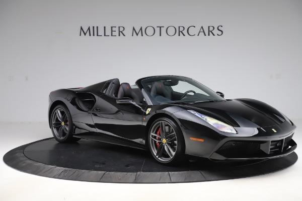 Used 2018 Ferrari 488 Spider for sale $289,900 at Maserati of Greenwich in Greenwich CT 06830 11
