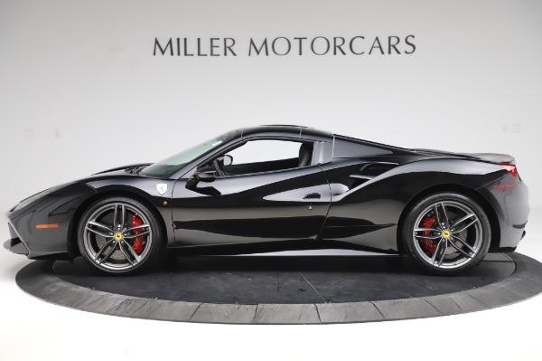 Used 2018 Ferrari 488 Spider for sale $289,900 at Maserati of Greenwich in Greenwich CT 06830 15