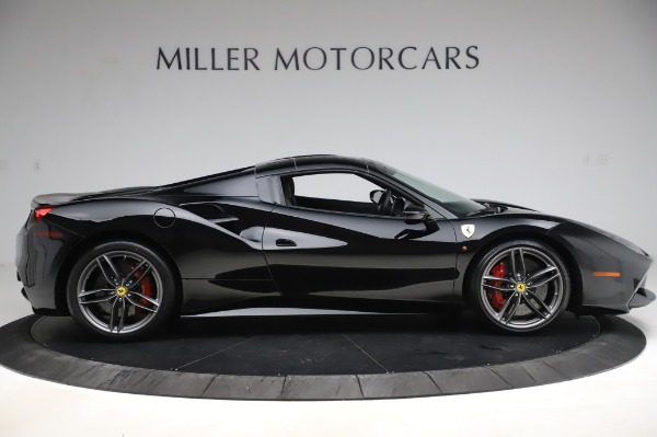 Used 2018 Ferrari 488 Spider for sale $289,900 at Maserati of Greenwich in Greenwich CT 06830 16