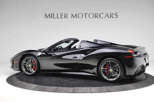 Used 2018 Ferrari 488 Spider for sale $289,900 at Maserati of Greenwich in Greenwich CT 06830 4
