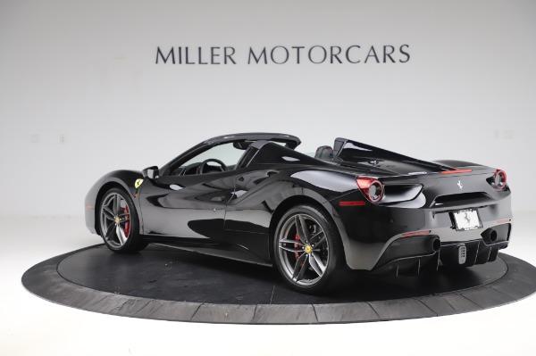 Used 2018 Ferrari 488 Spider for sale $289,900 at Maserati of Greenwich in Greenwich CT 06830 5