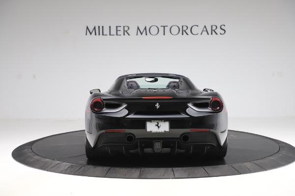 Used 2018 Ferrari 488 Spider for sale $289,900 at Maserati of Greenwich in Greenwich CT 06830 6