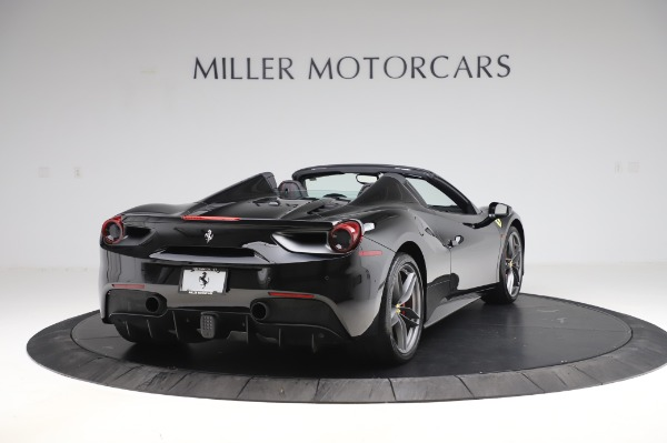 Used 2018 Ferrari 488 Spider for sale $289,900 at Maserati of Greenwich in Greenwich CT 06830 7