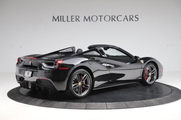 Used 2018 Ferrari 488 Spider for sale $289,900 at Maserati of Greenwich in Greenwich CT 06830 8