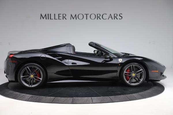Used 2018 Ferrari 488 Spider for sale $289,900 at Maserati of Greenwich in Greenwich CT 06830 9