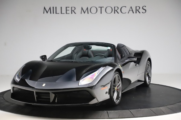 Used 2018 Ferrari 488 Spider for sale $289,900 at Maserati of Greenwich in Greenwich CT 06830 1