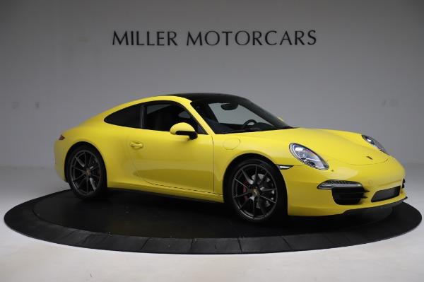 Used 2013 Porsche 911 Carrera 4S for sale $74,900 at Maserati of Greenwich in Greenwich CT 06830 10