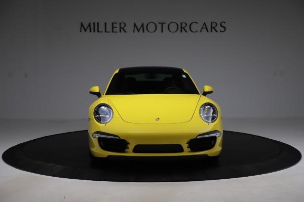 Used 2013 Porsche 911 Carrera 4S for sale $74,900 at Maserati of Greenwich in Greenwich CT 06830 12