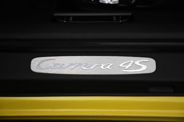 Used 2013 Porsche 911 Carrera 4S for sale $74,900 at Maserati of Greenwich in Greenwich CT 06830 17