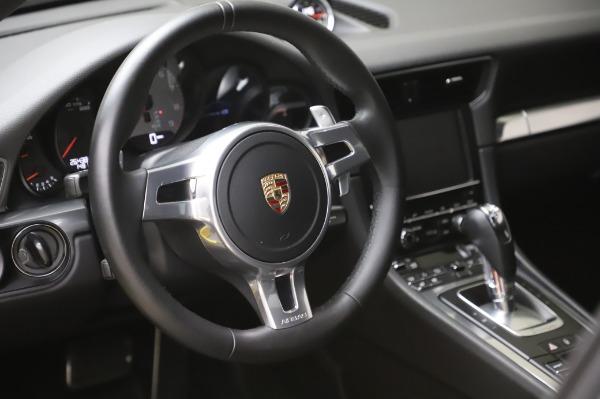 Used 2013 Porsche 911 Carrera 4S for sale $74,900 at Maserati of Greenwich in Greenwich CT 06830 18