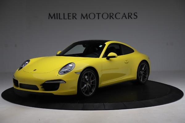 Used 2013 Porsche 911 Carrera 4S for sale $74,900 at Maserati of Greenwich in Greenwich CT 06830 2