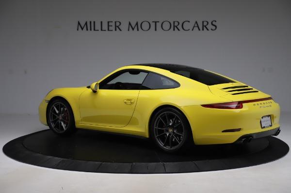 Used 2013 Porsche 911 Carrera 4S for sale $74,900 at Maserati of Greenwich in Greenwich CT 06830 4