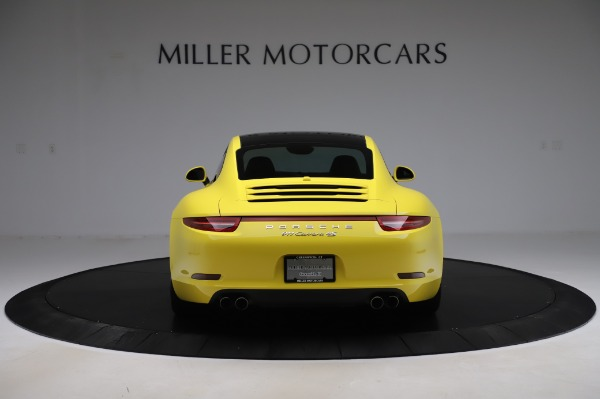 Used 2013 Porsche 911 Carrera 4S for sale $74,900 at Maserati of Greenwich in Greenwich CT 06830 6
