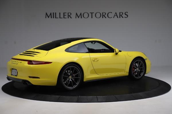 Used 2013 Porsche 911 Carrera 4S for sale $74,900 at Maserati of Greenwich in Greenwich CT 06830 8