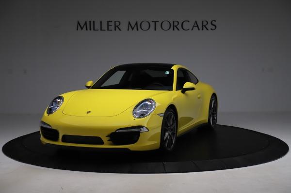 Used 2013 Porsche 911 Carrera 4S for sale $74,900 at Maserati of Greenwich in Greenwich CT 06830 1