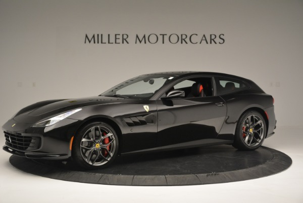 Used 2018 Ferrari GTC4Lusso T for sale Sold at Maserati of Greenwich in Greenwich CT 06830 2