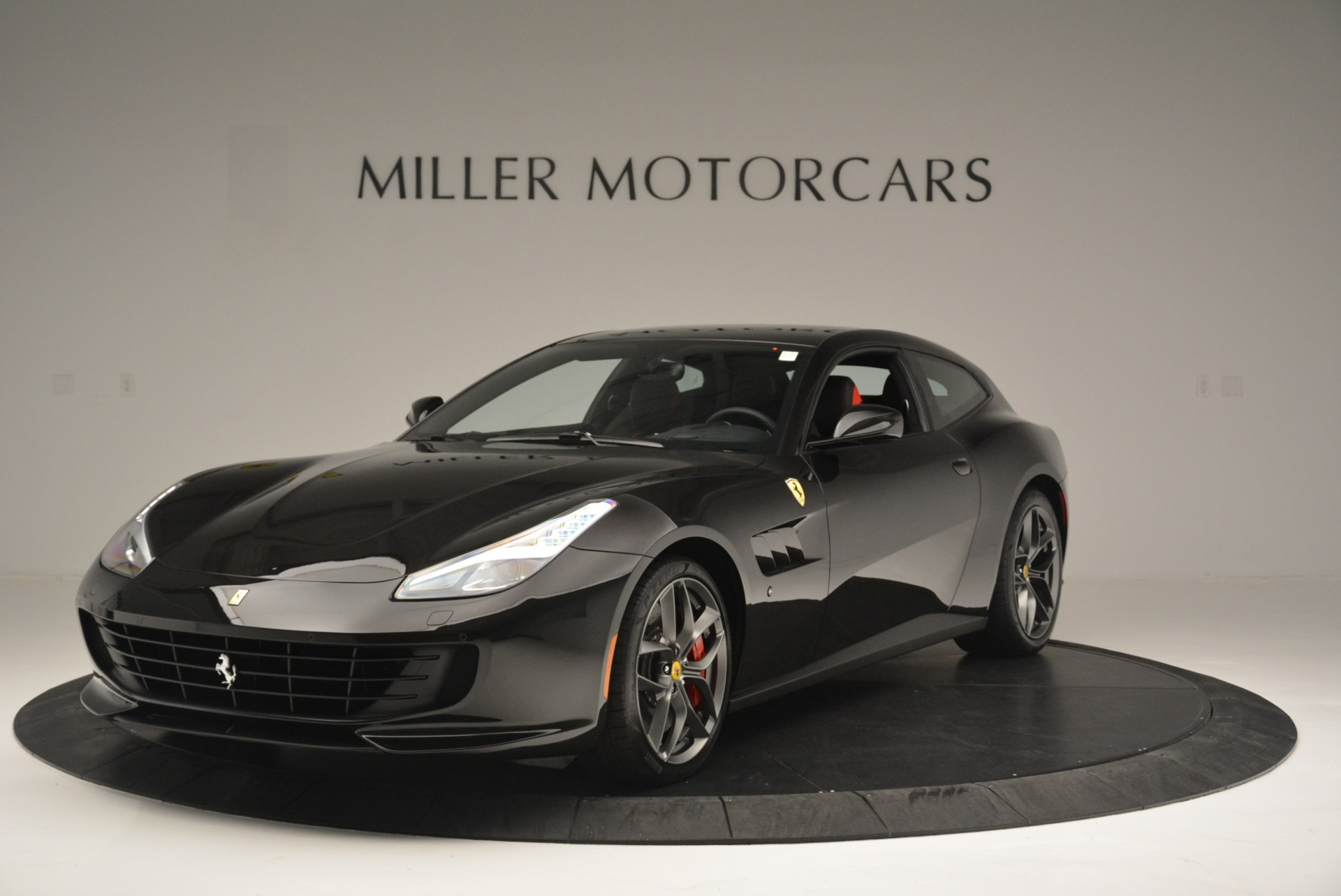 Used 2018 Ferrari GTC4Lusso T for sale Sold at Maserati of Greenwich in Greenwich CT 06830 1