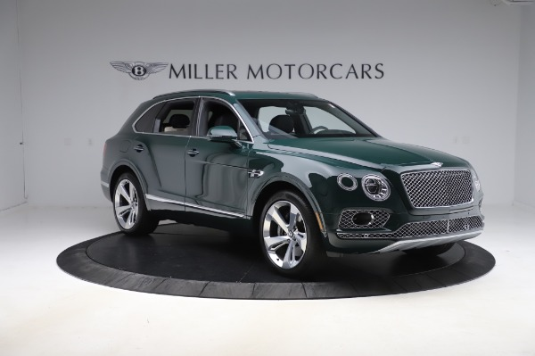 Used 2020 Bentley Bentayga V8 for sale $189,900 at Maserati of Greenwich in Greenwich CT 06830 11