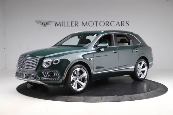 Used 2020 Bentley Bentayga V8 for sale $189,900 at Maserati of Greenwich in Greenwich CT 06830 2