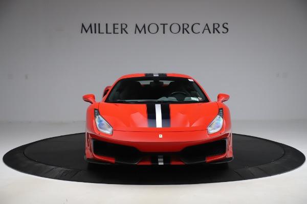 Used 2020 Ferrari 488 Pista for sale $439,900 at Maserati of Greenwich in Greenwich CT 06830 12