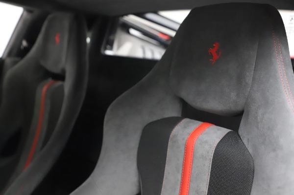 Used 2020 Ferrari 488 Pista for sale $439,900 at Maserati of Greenwich in Greenwich CT 06830 18