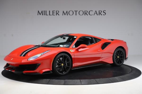 Used 2020 Ferrari 488 Pista for sale $439,900 at Maserati of Greenwich in Greenwich CT 06830 2