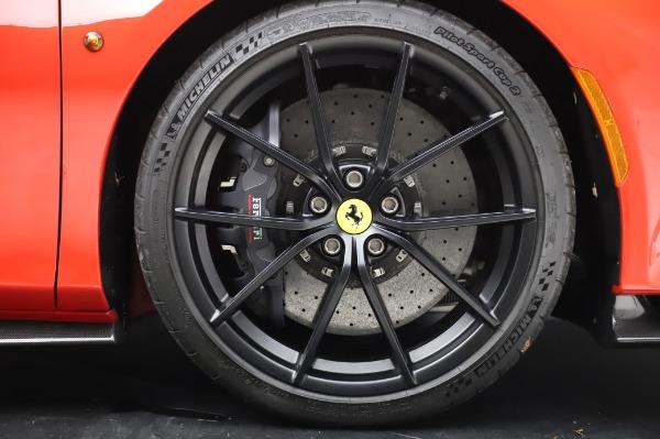 Used 2020 Ferrari 488 Pista for sale $439,900 at Maserati of Greenwich in Greenwich CT 06830 28