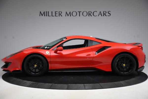 Used 2020 Ferrari 488 Pista for sale $439,900 at Maserati of Greenwich in Greenwich CT 06830 3