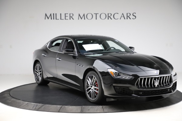 New 2020 Maserati Ghibli S Q4 for sale Sold at Maserati of Greenwich in Greenwich CT 06830 11