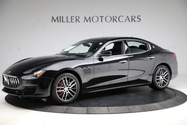 New 2020 Maserati Ghibli S Q4 for sale $84,104 at Maserati of Greenwich in Greenwich CT 06830 2