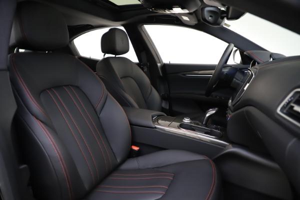 New 2020 Maserati Ghibli S Q4 for sale Sold at Maserati of Greenwich in Greenwich CT 06830 22