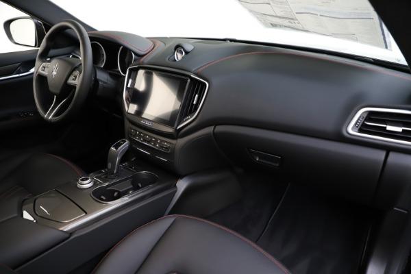 New 2020 Maserati Ghibli S Q4 for sale Sold at Maserati of Greenwich in Greenwich CT 06830 24