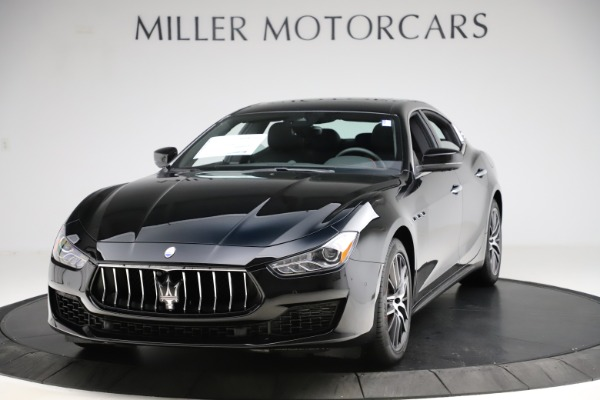 New 2020 Maserati Ghibli S Q4 for sale $84,104 at Maserati of Greenwich in Greenwich CT 06830 1