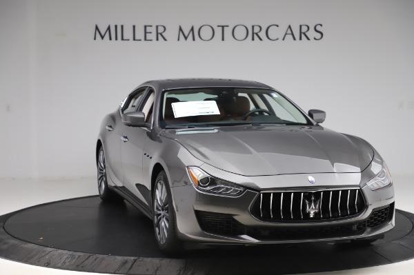 New 2020 Maserati Ghibli S Q4 for sale $83,785 at Maserati of Greenwich in Greenwich CT 06830 11