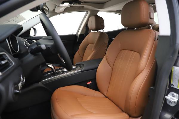 New 2020 Maserati Ghibli S Q4 for sale $83,785 at Maserati of Greenwich in Greenwich CT 06830 14