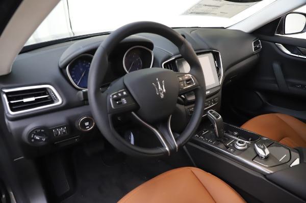 New 2020 Maserati Ghibli S Q4 for sale $83,785 at Maserati of Greenwich in Greenwich CT 06830 16