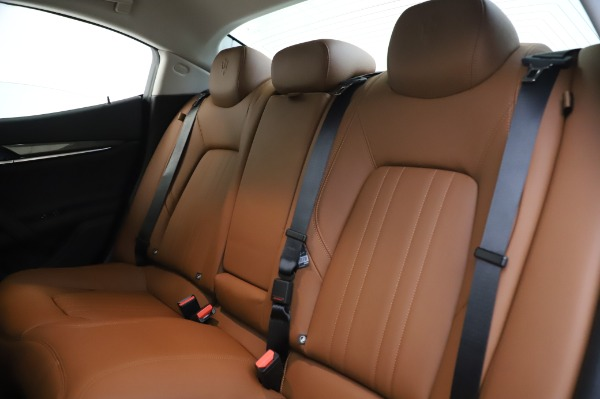 New 2020 Maserati Ghibli S Q4 for sale $83,785 at Maserati of Greenwich in Greenwich CT 06830 18