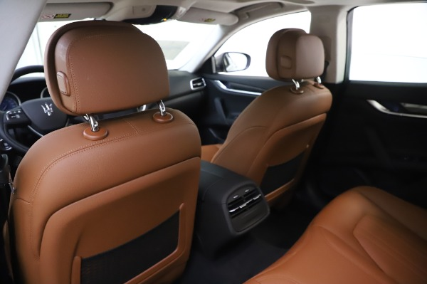 New 2020 Maserati Ghibli S Q4 for sale $83,785 at Maserati of Greenwich in Greenwich CT 06830 20