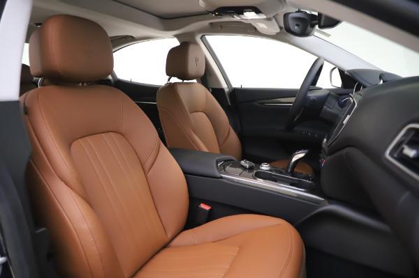 New 2020 Maserati Ghibli S Q4 for sale $83,785 at Maserati of Greenwich in Greenwich CT 06830 21