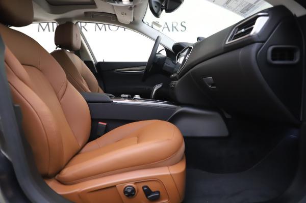 New 2020 Maserati Ghibli S Q4 for sale $83,785 at Maserati of Greenwich in Greenwich CT 06830 22