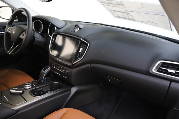 New 2020 Maserati Ghibli S Q4 for sale $83,785 at Maserati of Greenwich in Greenwich CT 06830 23