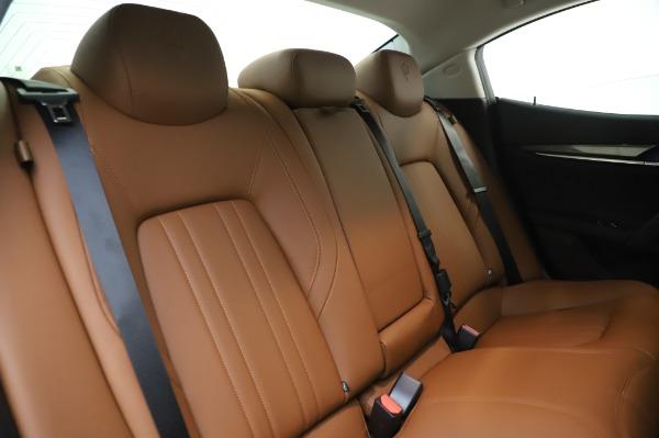 New 2020 Maserati Ghibli S Q4 for sale $83,785 at Maserati of Greenwich in Greenwich CT 06830 24