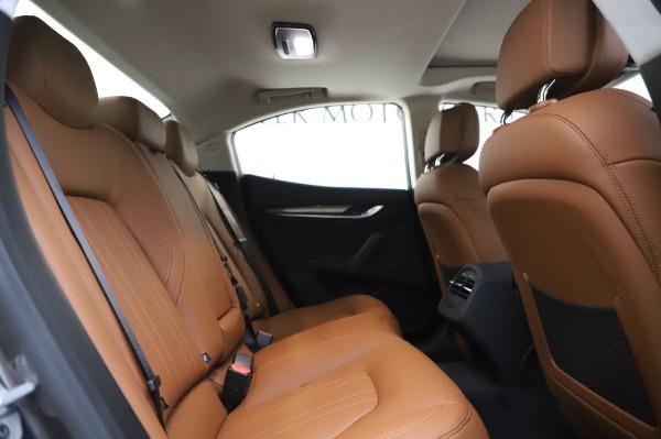 New 2020 Maserati Ghibli S Q4 for sale $83,785 at Maserati of Greenwich in Greenwich CT 06830 25