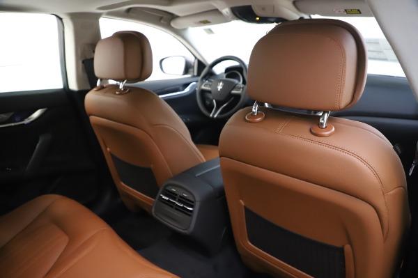 New 2020 Maserati Ghibli S Q4 for sale $83,785 at Maserati of Greenwich in Greenwich CT 06830 26