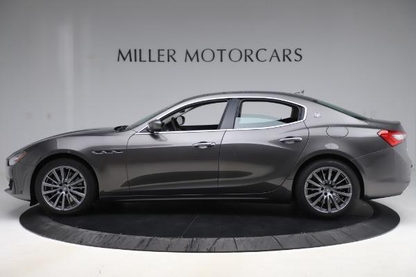 New 2020 Maserati Ghibli S Q4 for sale $83,785 at Maserati of Greenwich in Greenwich CT 06830 3