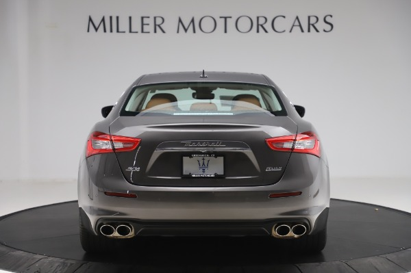 New 2020 Maserati Ghibli S Q4 for sale $83,785 at Maserati of Greenwich in Greenwich CT 06830 6