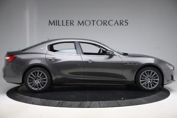 New 2020 Maserati Ghibli S Q4 for sale $83,785 at Maserati of Greenwich in Greenwich CT 06830 9