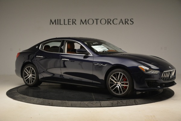 New 2020 Maserati Ghibli S Q4 for sale $87,835 at Maserati of Greenwich in Greenwich CT 06830 11