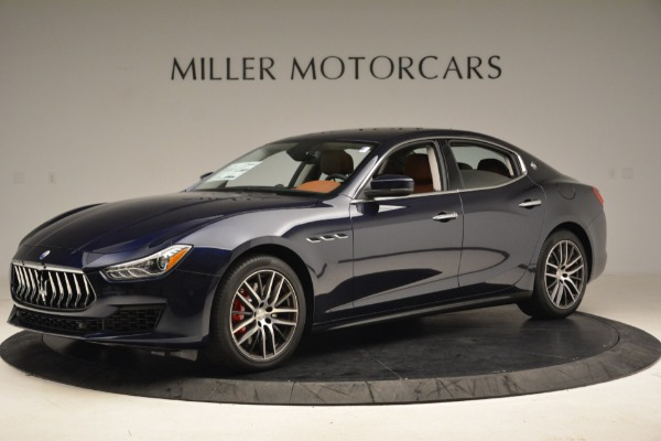 New 2020 Maserati Ghibli S Q4 for sale $87,835 at Maserati of Greenwich in Greenwich CT 06830 2